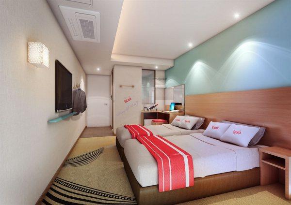 首爾Staz Hotel Myeongdong 2